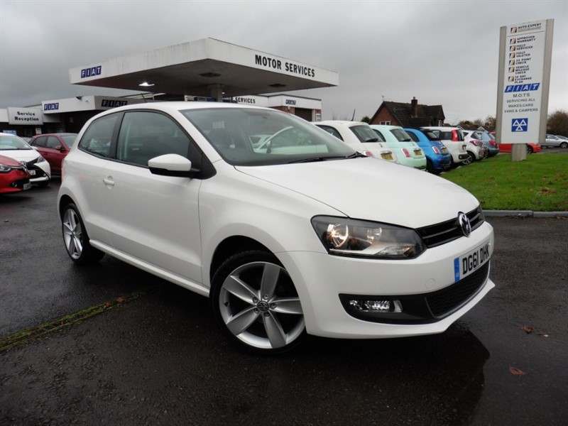 used VW Polo SEL TDI in chepstow-wyvern