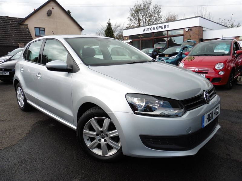 used VW Polo SE DSG in chepstow-wyvern