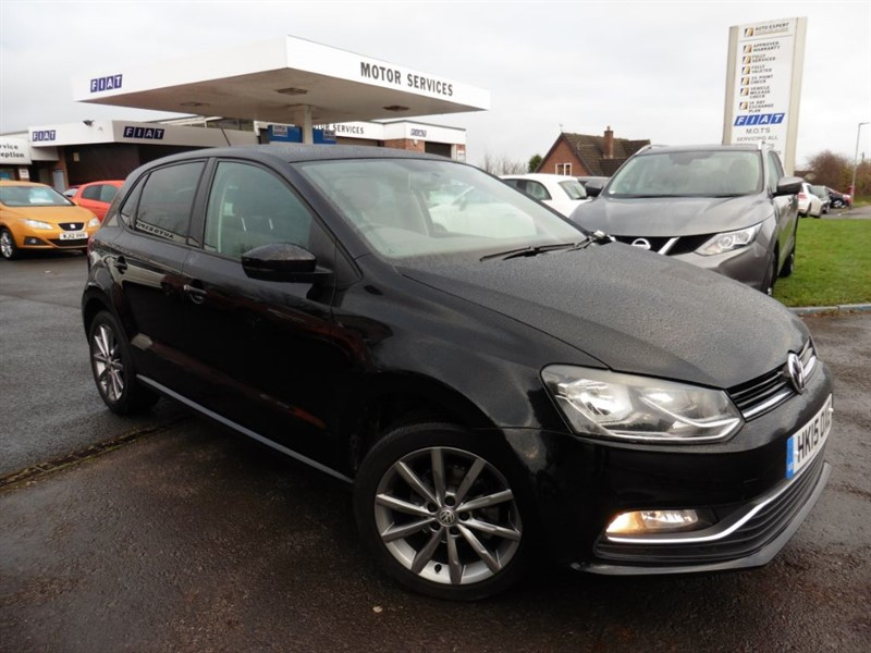 used VW Polo SE DESIGN TSI in chepstow-wyvern