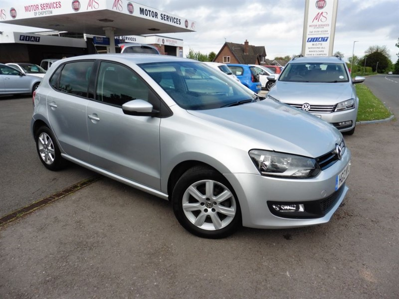 used VW Polo MATCH EDITION DSG in chepstow-wyvern