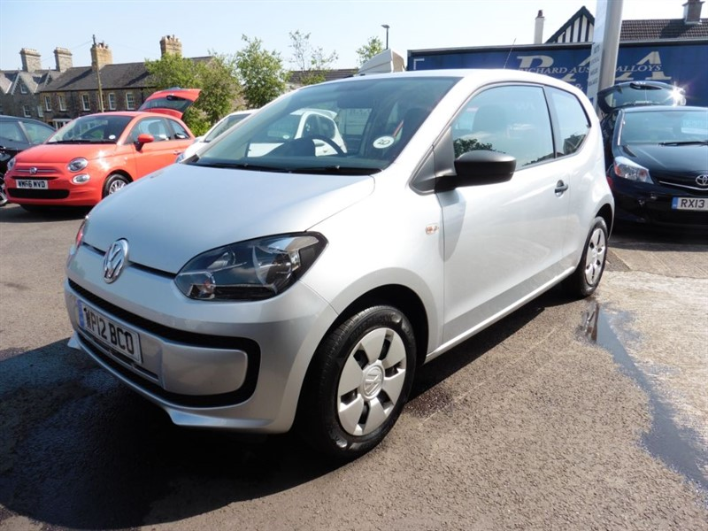 used VW Up TAKE UP in chepstow-wyvern