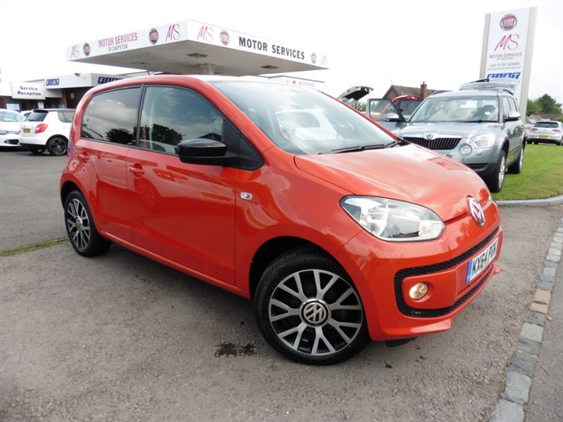 used VW Up GROOVE UP in chepstow-wyvern