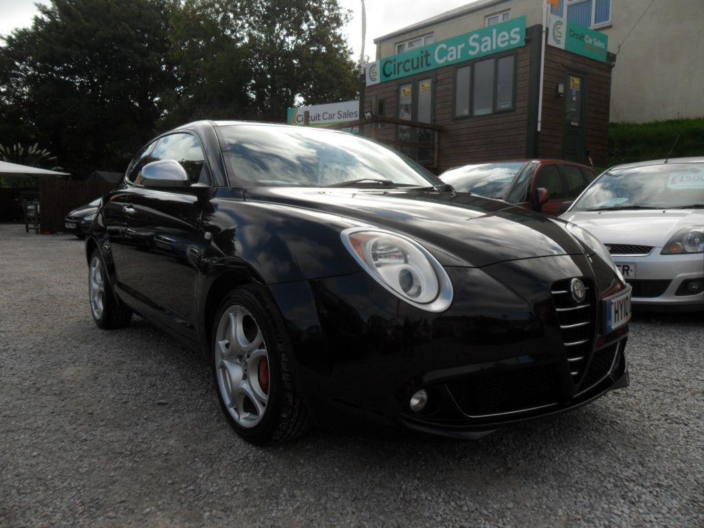 used Alfa Romeo Mito VELOCE T in devon