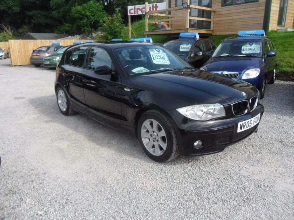 used BMW 120i SE in devon