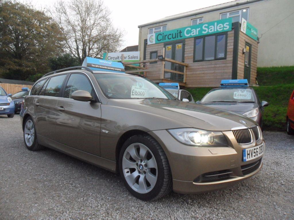 used BMW 330d SE in devon