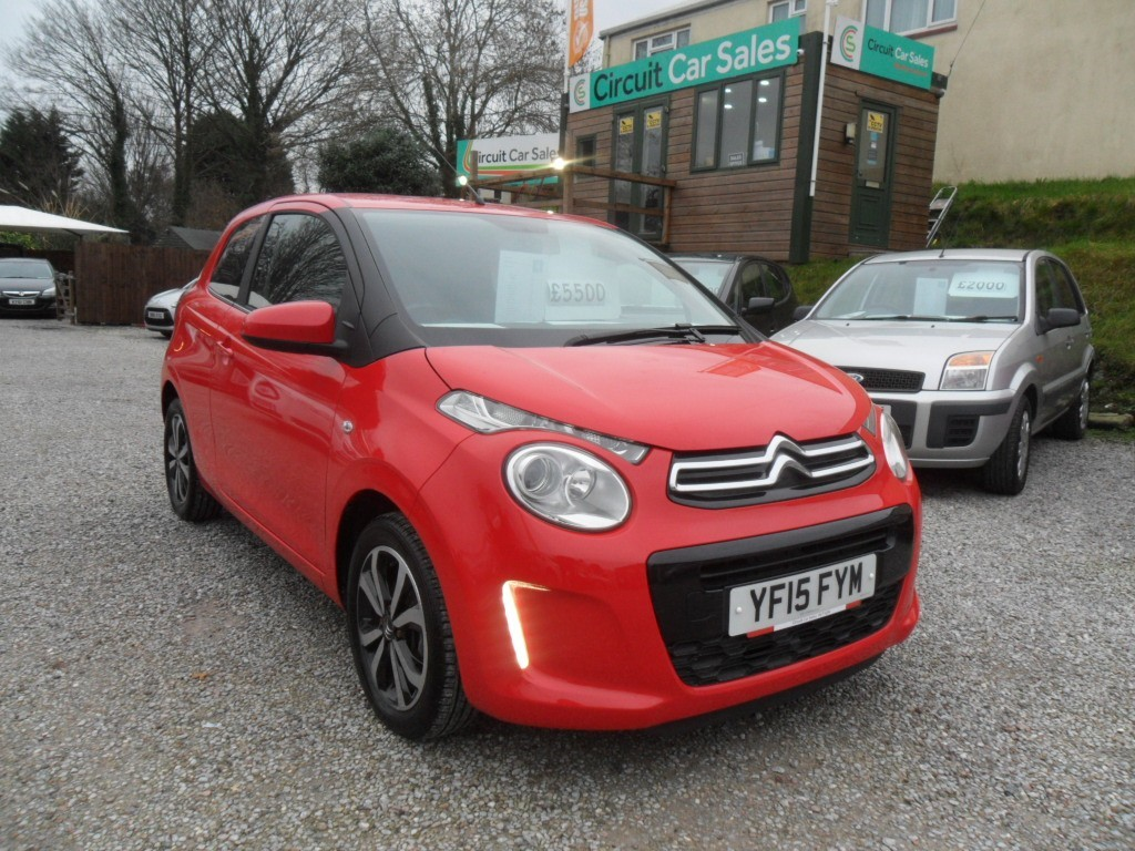 used Citroen C1 FLAIR in devon