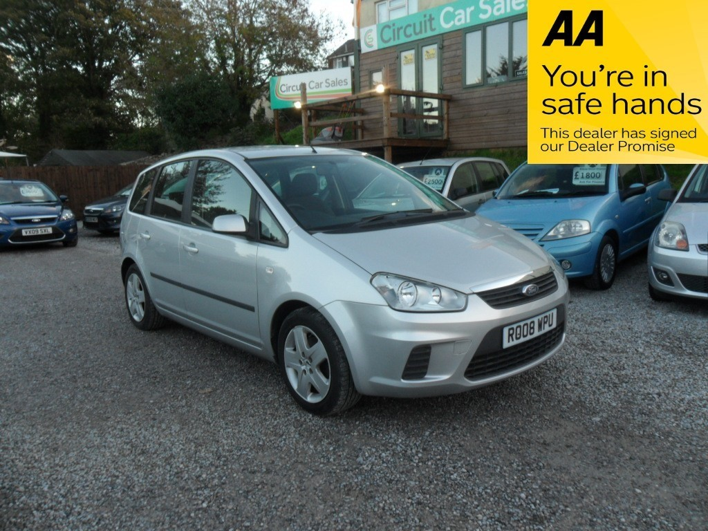 used Ford C-Max STYLE in devon