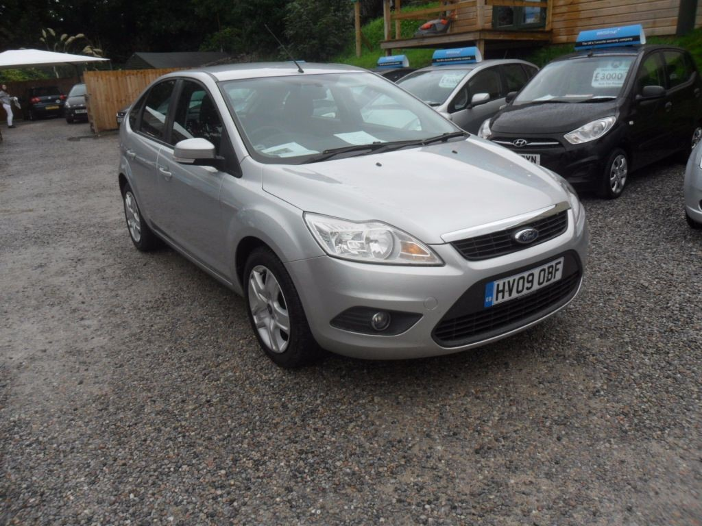 used Ford Focus STYLE in devon