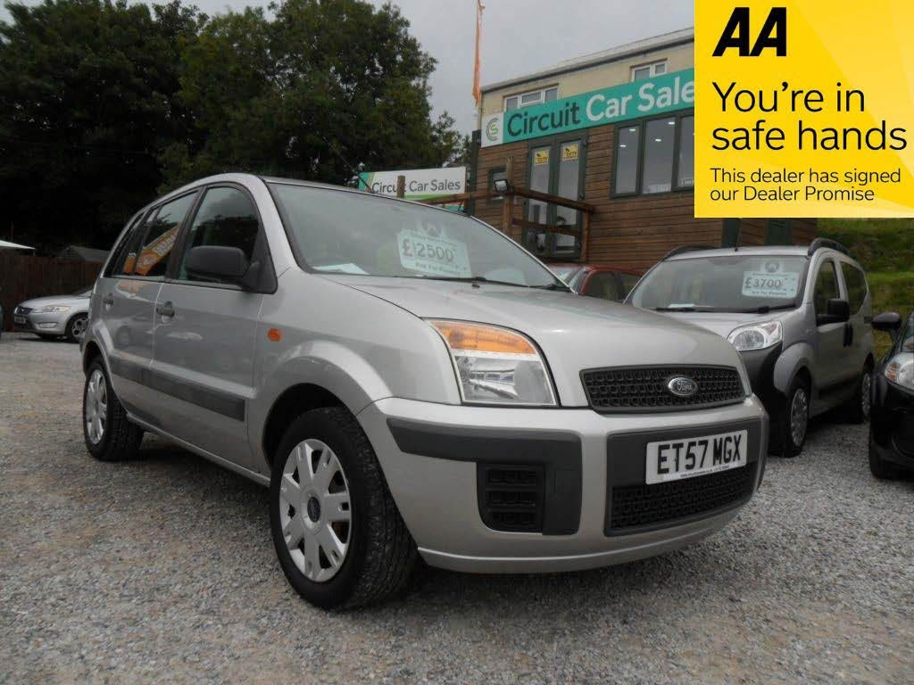 used Ford Fusion STYLE CLIMATE in devon