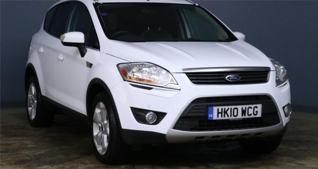 used Ford Kuga ZETEC TDCI in devon