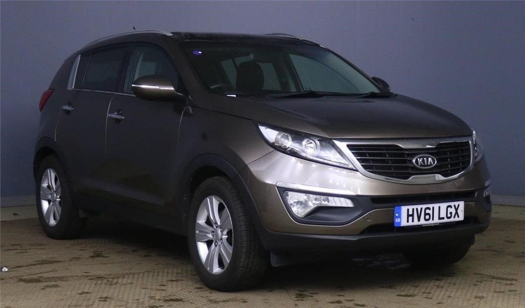 used Kia Sportage 2 in devon