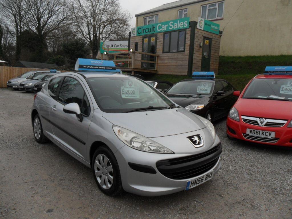 used Peugeot 207 S in devon