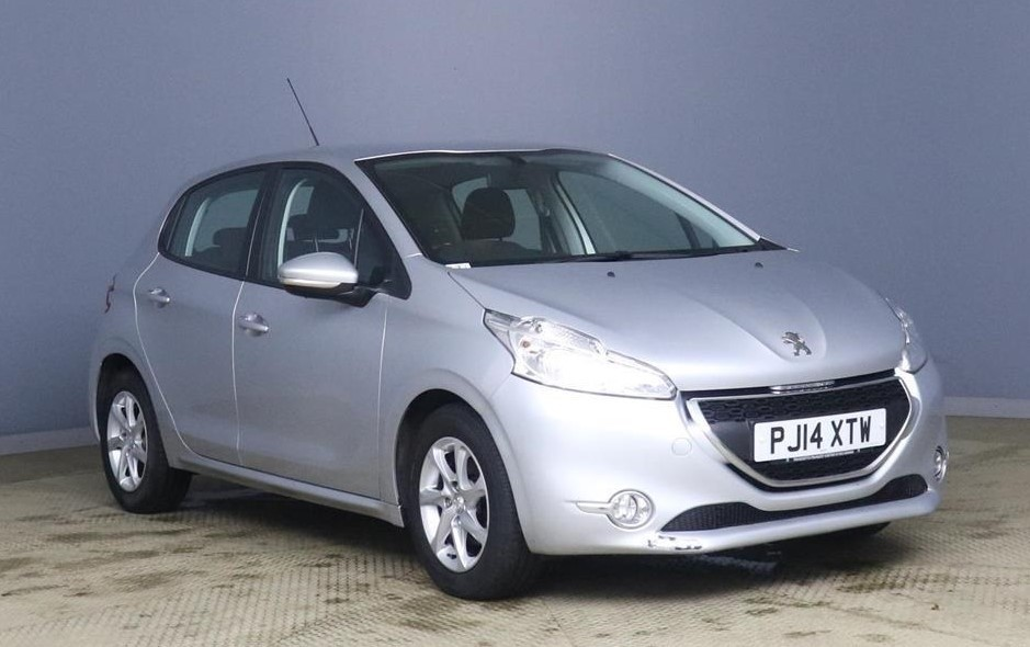 used Peugeot 208 HDI ACTIVE in devon
