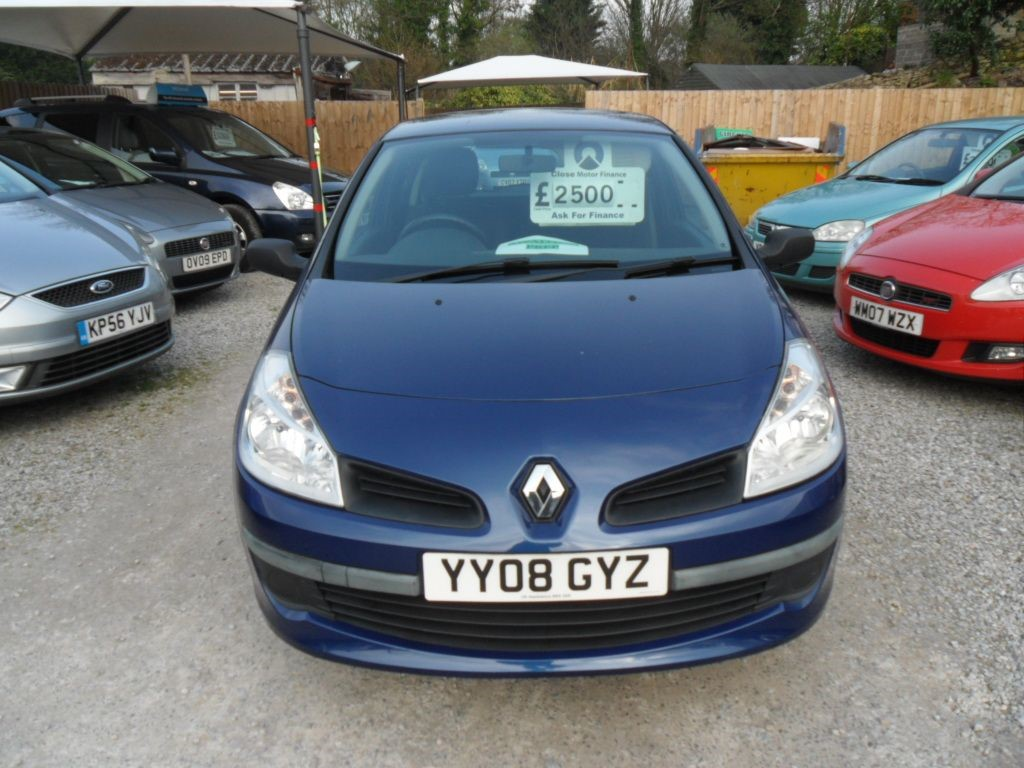 used Renault Clio TOMTOM 16V in devon