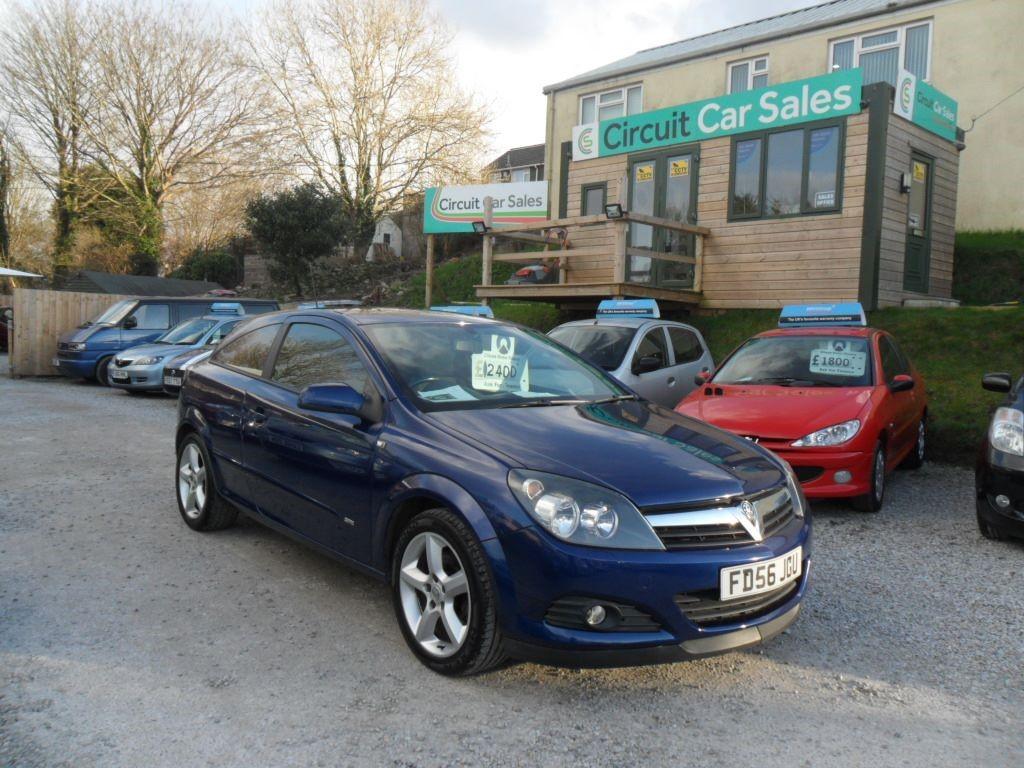 used Vauxhall Astra SRI 16V in devon