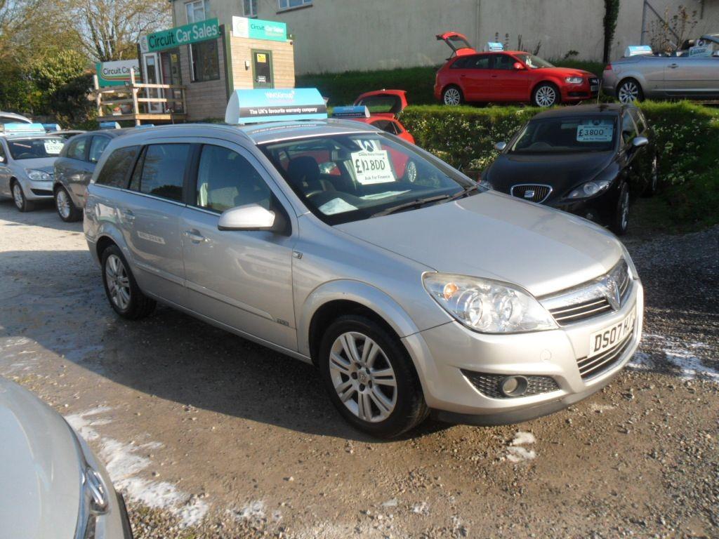 used Vauxhall Astra DESIGN in devon