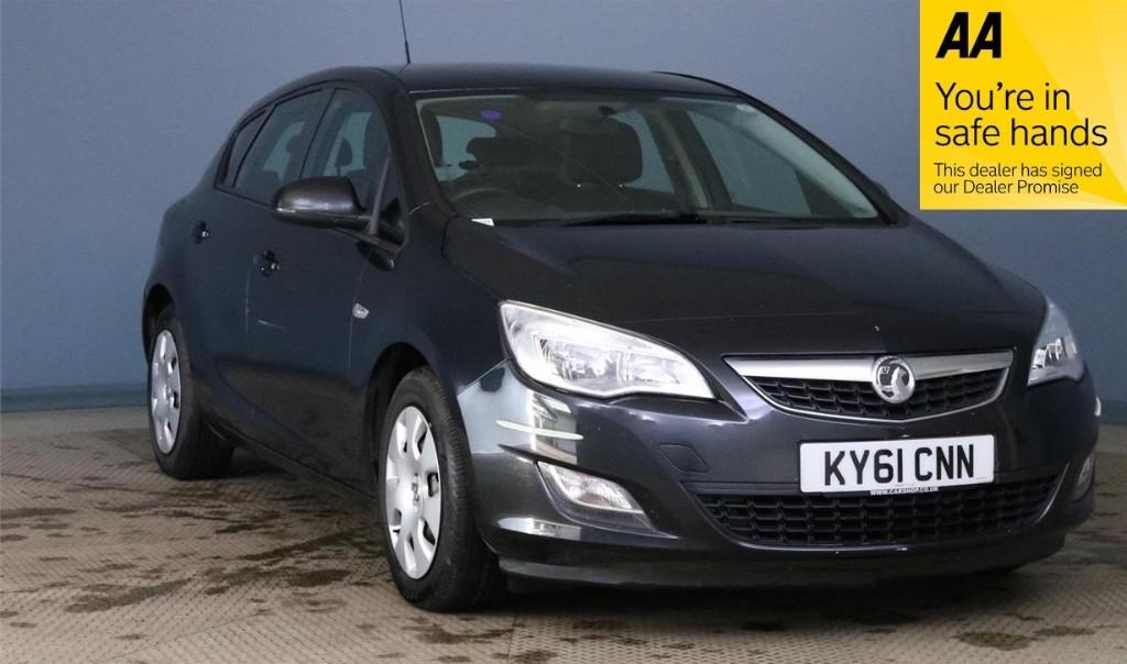 used Vauxhall Astra ES CDTI ECOFLEX in devon