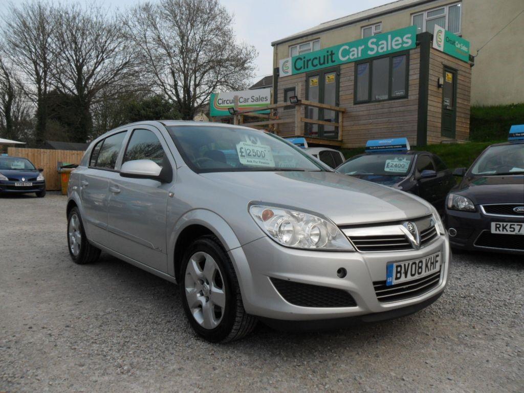 used Vauxhall Astra CLUB CDTI in devon