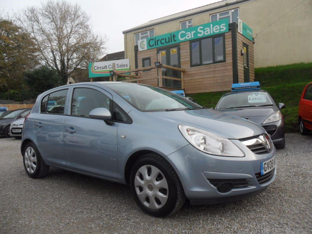 used Vauxhall Corsa CLUB A/C 16V in devon