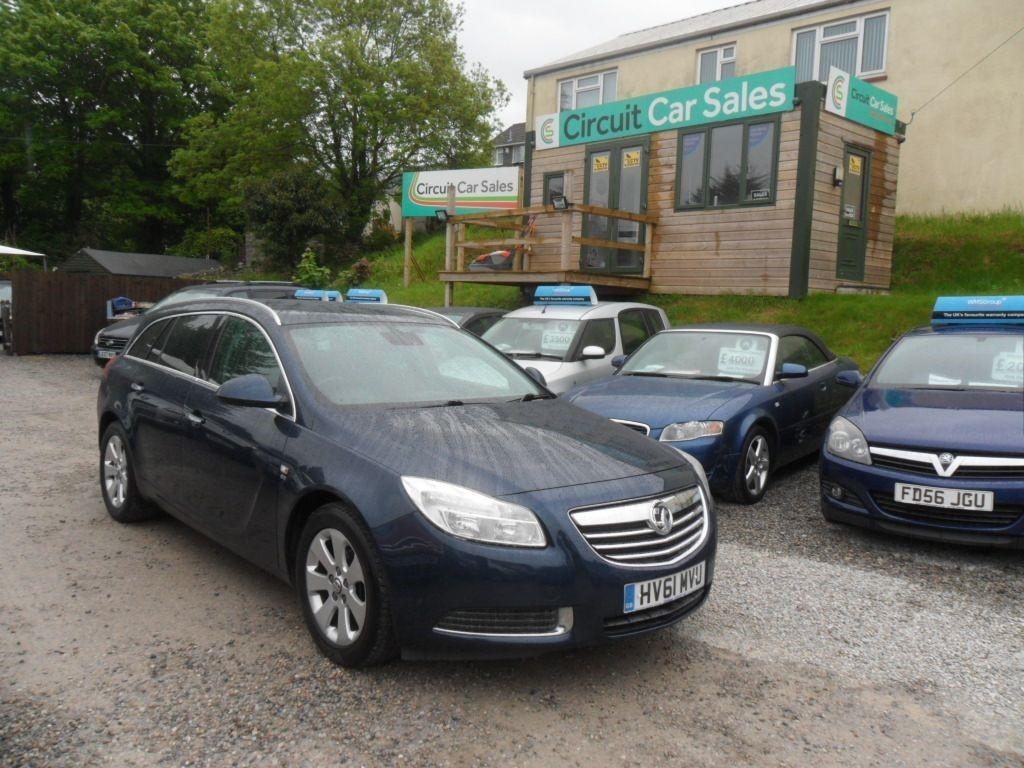 used Vauxhall Insignia SE CDTI ECOFLEX S/S in devon
