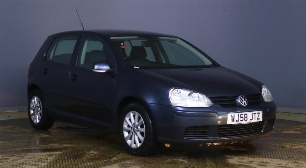 used VW Golf MATCH TDI DSG DPF 105 in devon