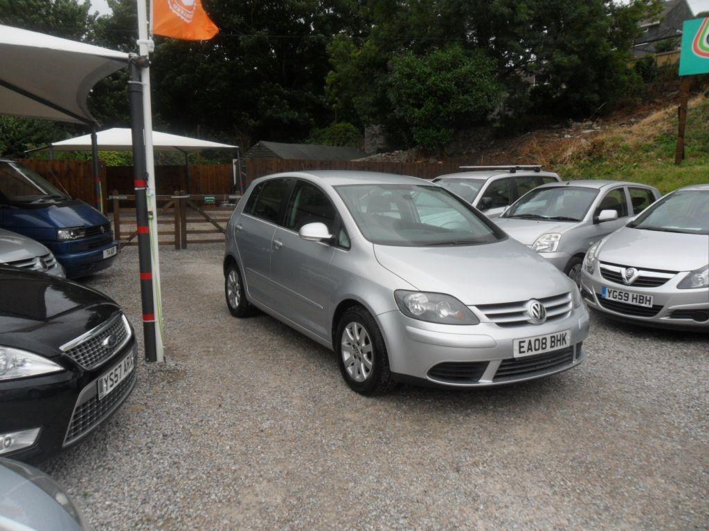 used VW Golf Plus LUNA TSI in devon