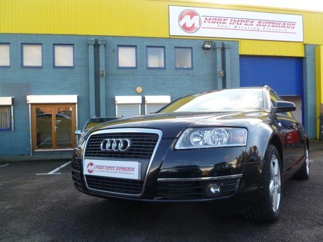 used Audi A6 TDi SE Avant in northamptonshire