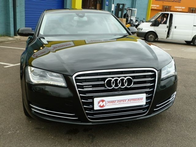 used Audi A8 L Fsi Quattro SE Executive in northamptonshire