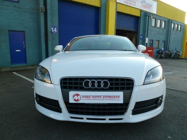 used Audi TT TFSI QUATTRO S-TRONIC in northamptonshire