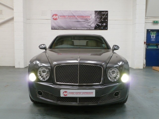 used Bentley Mulsanne V8 MULLINER in northamptonshire