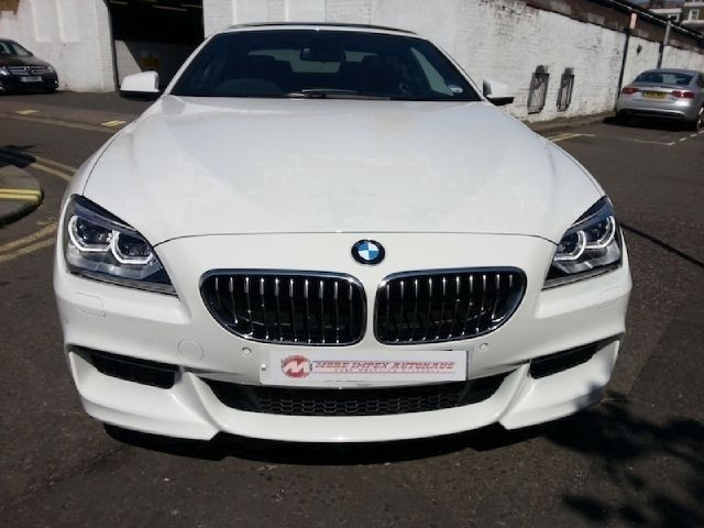 used BMW 640i 6 Series M Sport in northamptonshire