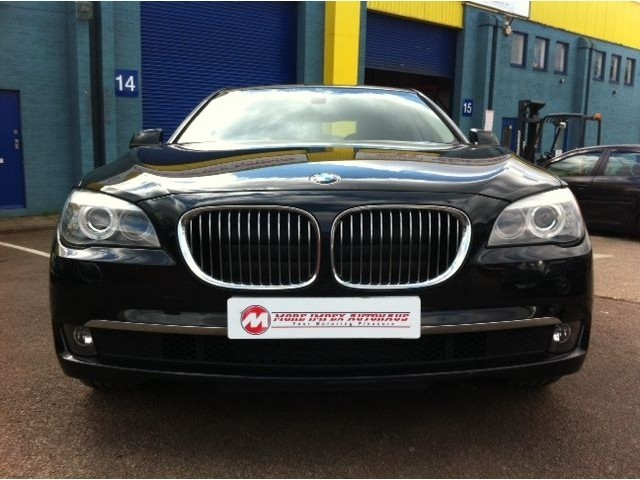 used BMW 730d 7 Series SE in northamptonshire
