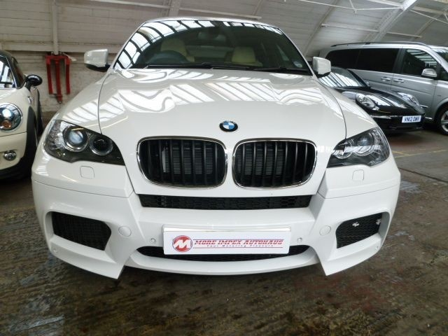 used BMW X6 M in northamptonshire