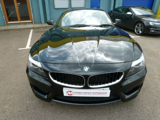 used BMW Z4 Sdrive23i M Sport Roadster in northamptonshire