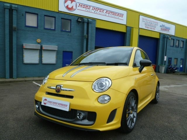 used Fiat  Abarth 3dr Tributo 695 Ferrari in northamptonshire