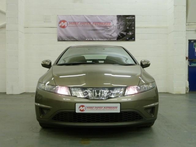 used Honda Civic I-VTEC SE I-Shift 5dr in northamptonshire