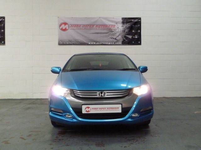 used Honda Insight IMA ES-T HYBRID 5dr CVT AUTO WITH NAVIGATION in northamptonshire