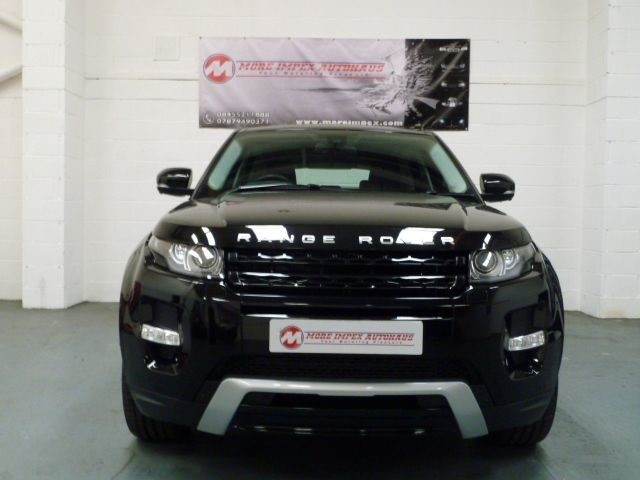 used Land Rover Range Rover Evoque Si4 Dynamic Lux in northamptonshire