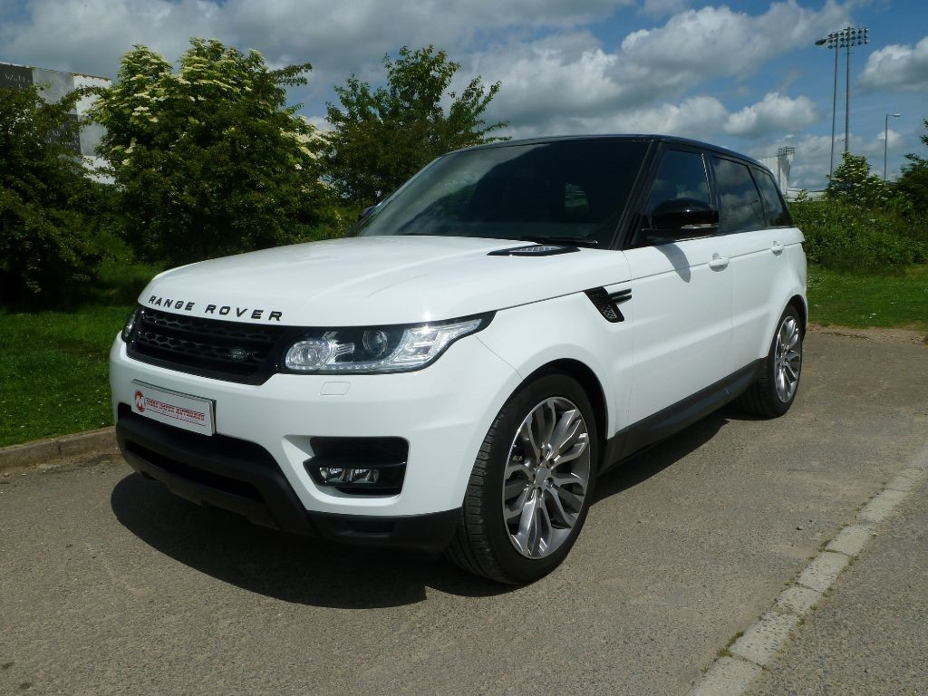 used Land Rover Range Rover Sport SDV6 HSE DYNAMIC in northamptonshire