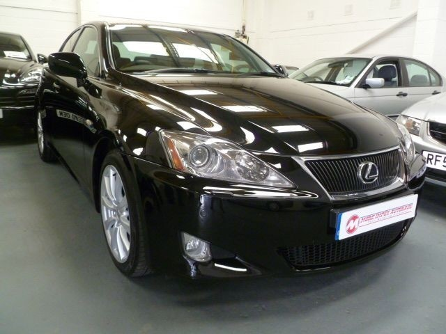 used Lexus IS 250 SE-L in northamptonshire