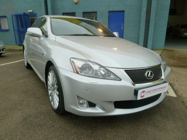used Lexus IS 250 F Sport in northamptonshire
