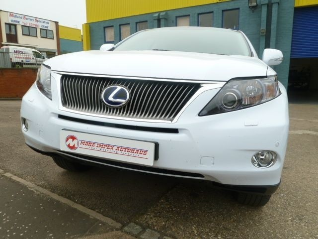 used Lexus RX 450h SE-I in northamptonshire