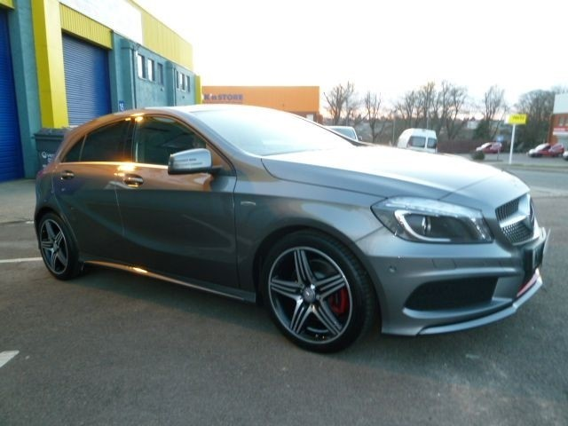 used Mercedes A250 A Class Blueefficiency Engineered By Amg in northamptonshire