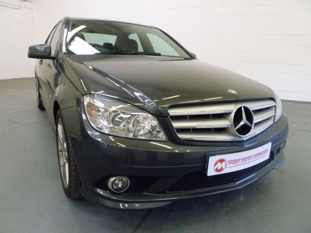 used Mercedes C180 C Class Kompressor Blueefficiency SE in northamptonshire