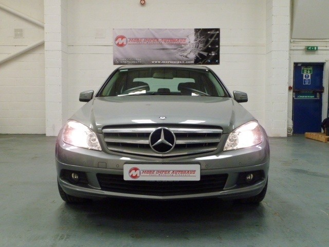 used Mercedes C180 C Class CGI BlueEffy Executive SE in northamptonshire