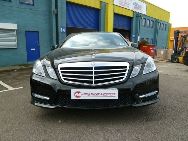used Mercedes E250 E Class CGI Blueefficiency Sport Ed125 in northamptonshire