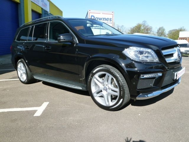used Mercedes GL Class GL350 CDI BLUETEC AMG SPORT in northamptonshire