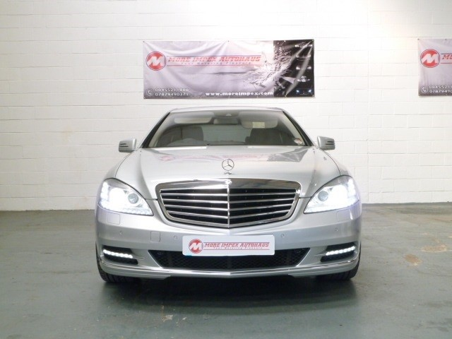 used Mercedes S500 S Class L in northamptonshire