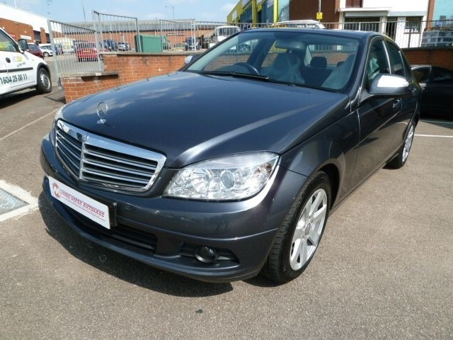used Mercedes  C Class C180K SE in northamptonshire