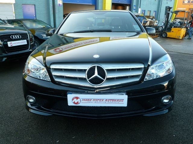 used Mercedes  C Class C200K Sport in northamptonshire
